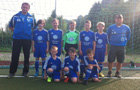 TSV Crossen E-Junioren Saison 2014/15